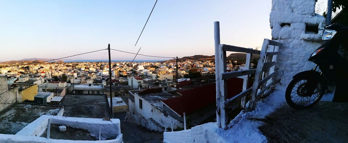 Panoramashot Megara Greece Saint Dimitris First Eyeem Photo
