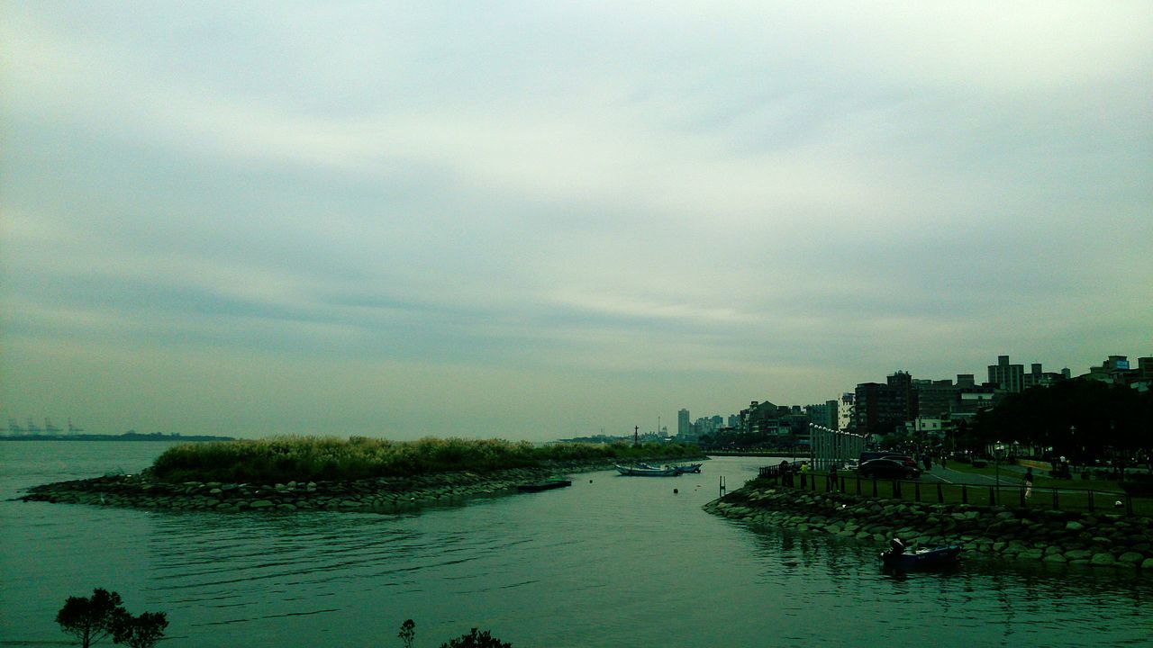 Tamsui view Taking Photos Enjoying Life Hanging Out EyeEm Best Shots Tamsui Taiwan Relaxing Weekend Nice Place Enjoying The Sights