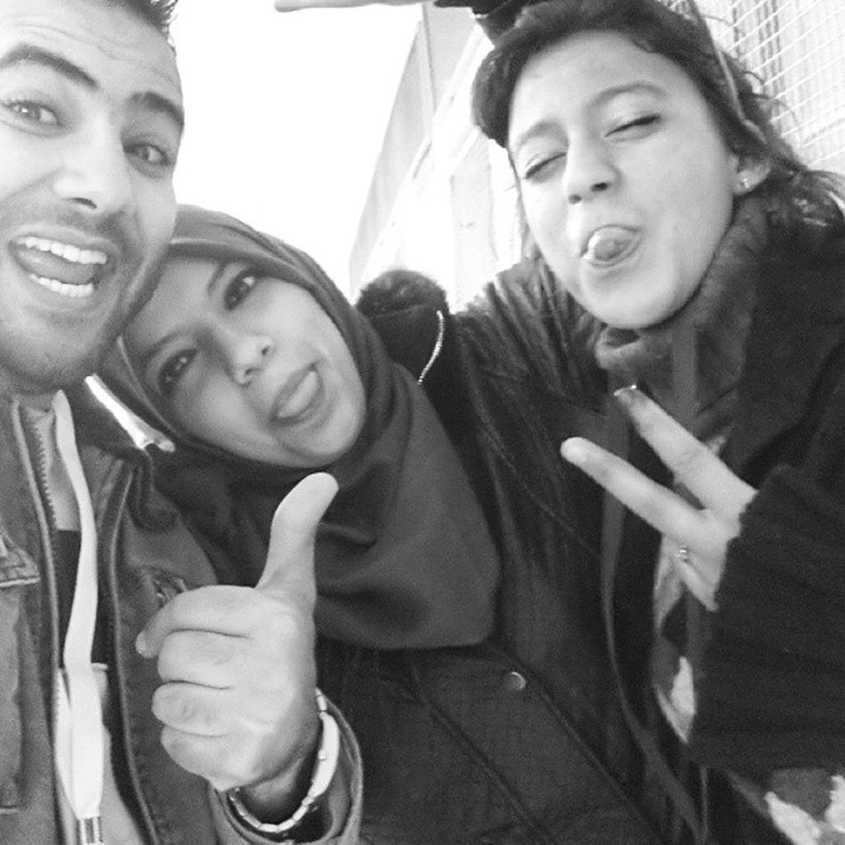 Tnelec 21dec Vote Tunisia Funny faces :p