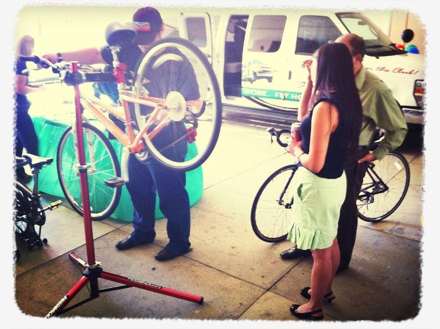 Rideshare Olympics 2012