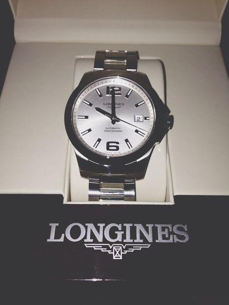 Got a new Watch Longines