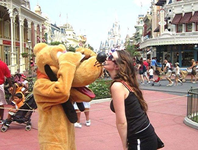 Kissing Pluto