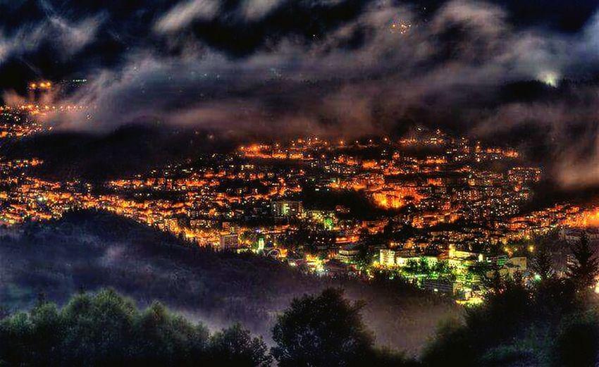 Bulgaria <3 смолян Hello World Nightphotography My Town Nice!