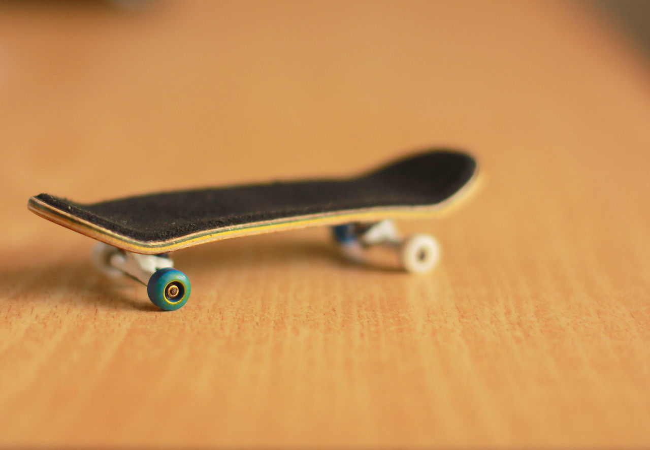 Finger Board Black Close-up Day Fingerboard Indoors  Indoors  No People Playgames Table