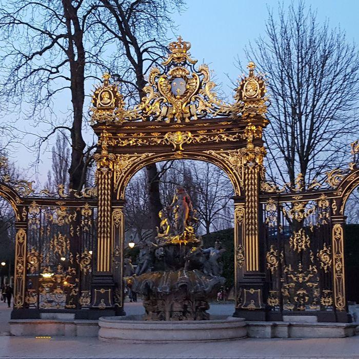 Architecture Built Structure City No People Building Exterior Travel Destinations Gold Outdoors Place Stanislas Nancy♥ France 🇫🇷