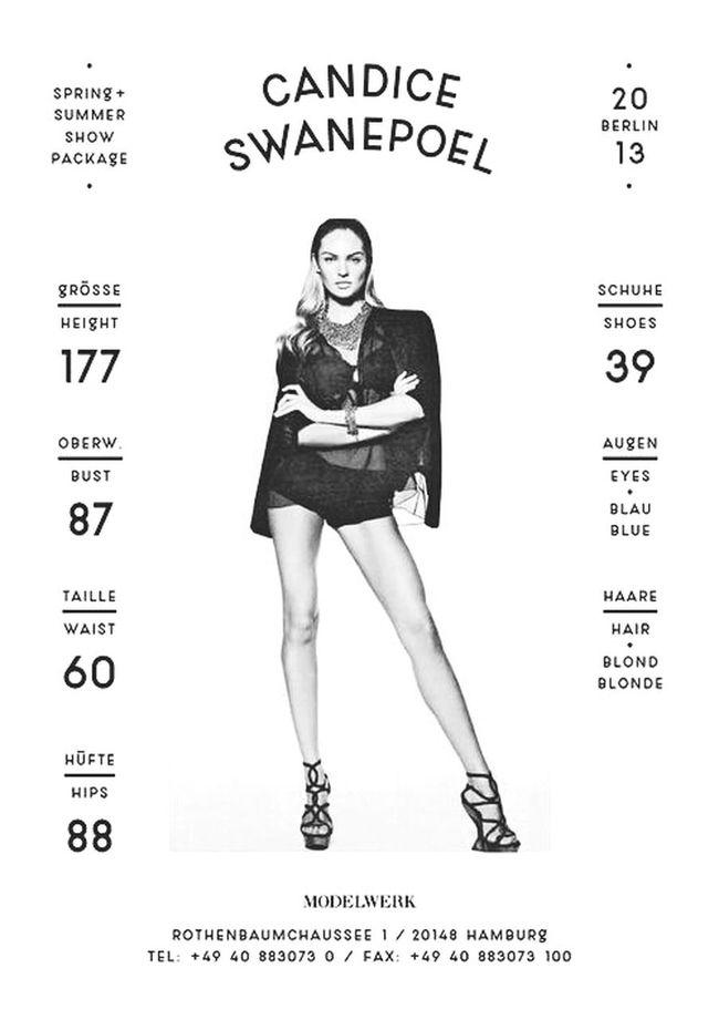 Candice Swanepoel Victorias Secret
