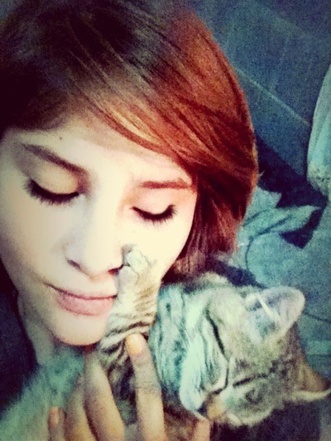 #cat&me <3