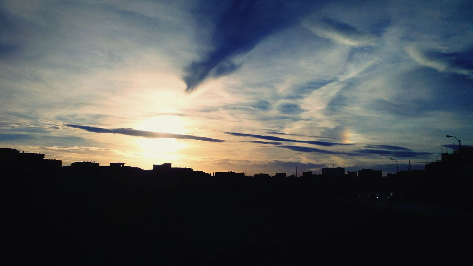 Landscape Colorful Sunset Clouds Clouds And Sky Cloudy Winter Relaxing Taking Photos Architecture Mywaytohome Shadows Silhouette