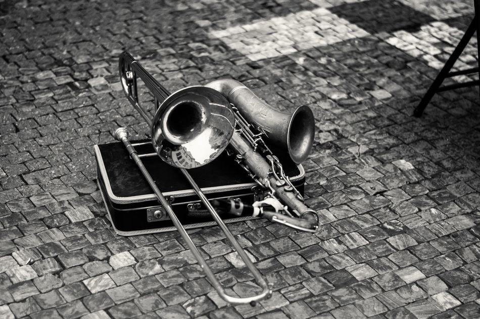 Beautiful stock photos of musik, Arts Culture And Entertainment, Cobblestone, Czech Republic, Day