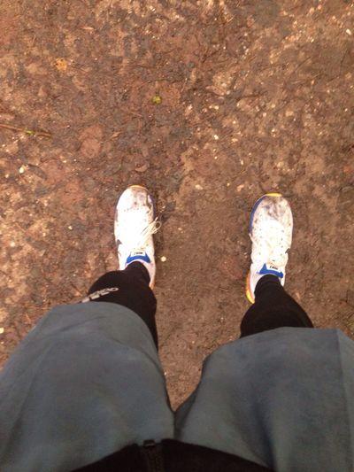 Running Schaalsee Winterrunning