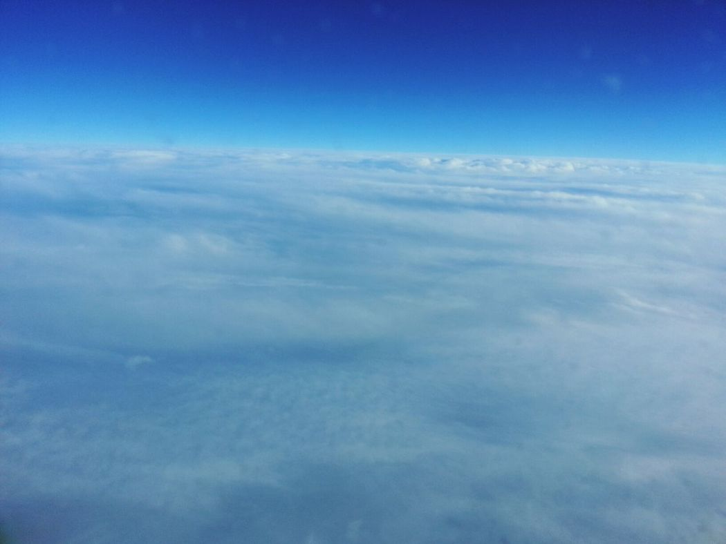 From An Airplane Window 100 Flights VuelingBotschafter