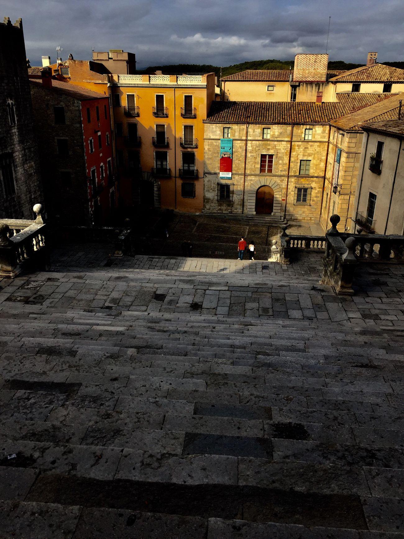 Stairs Gironamenamora Architecture Relax Time