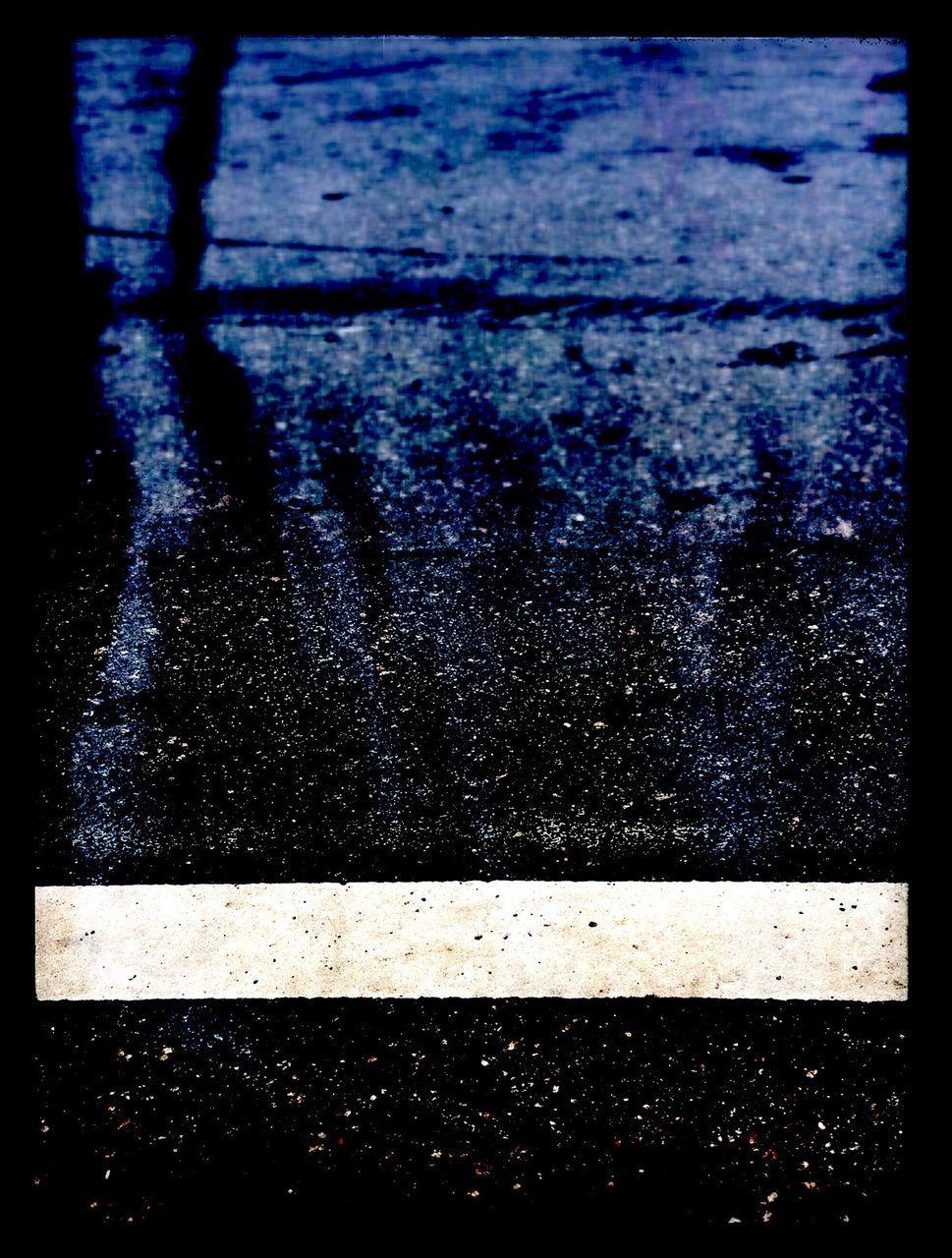 Full frame shot of wet street