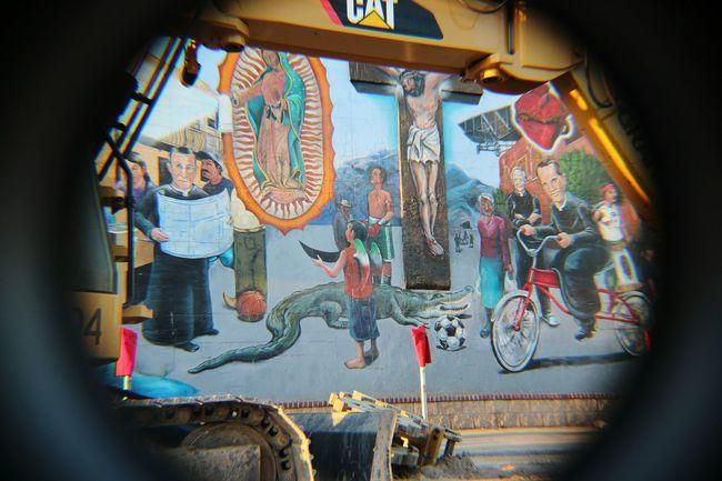 El Paso El Paso Segundo Barrio Barrio Mural Art Graphitti Murales