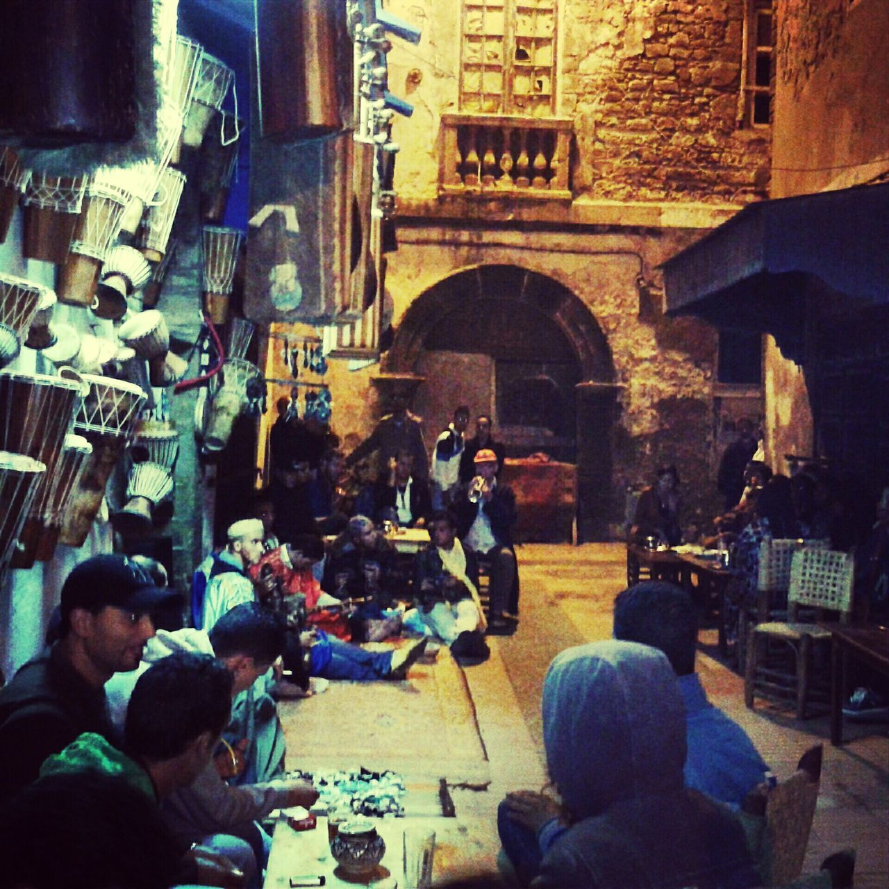 Festival Gnawa D'essaouira Gnawa Music Morocco