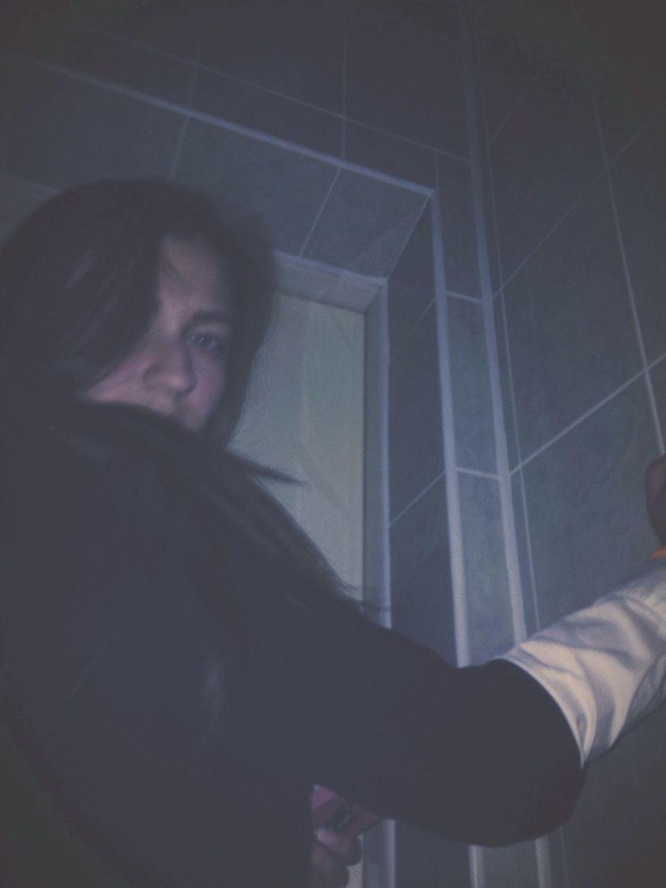 Touch my friend Running Late School Skipping Class Bathroom