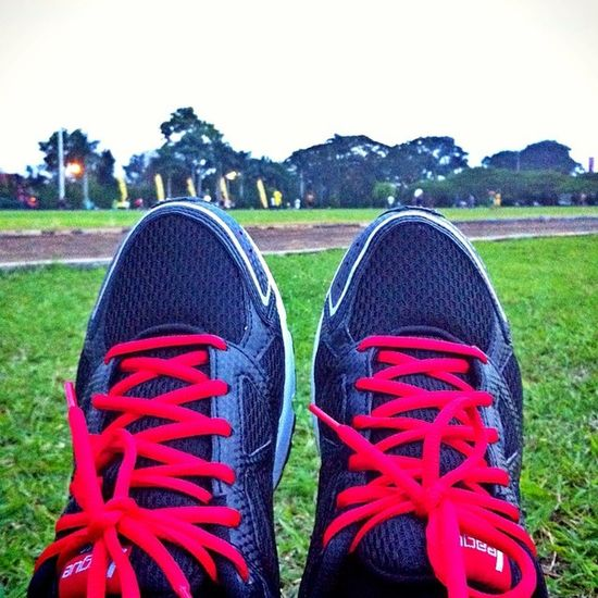 Jogging Sportcenter  Footwear League Outdoor Running Photooftheday Leagueindonesia Iphonesia