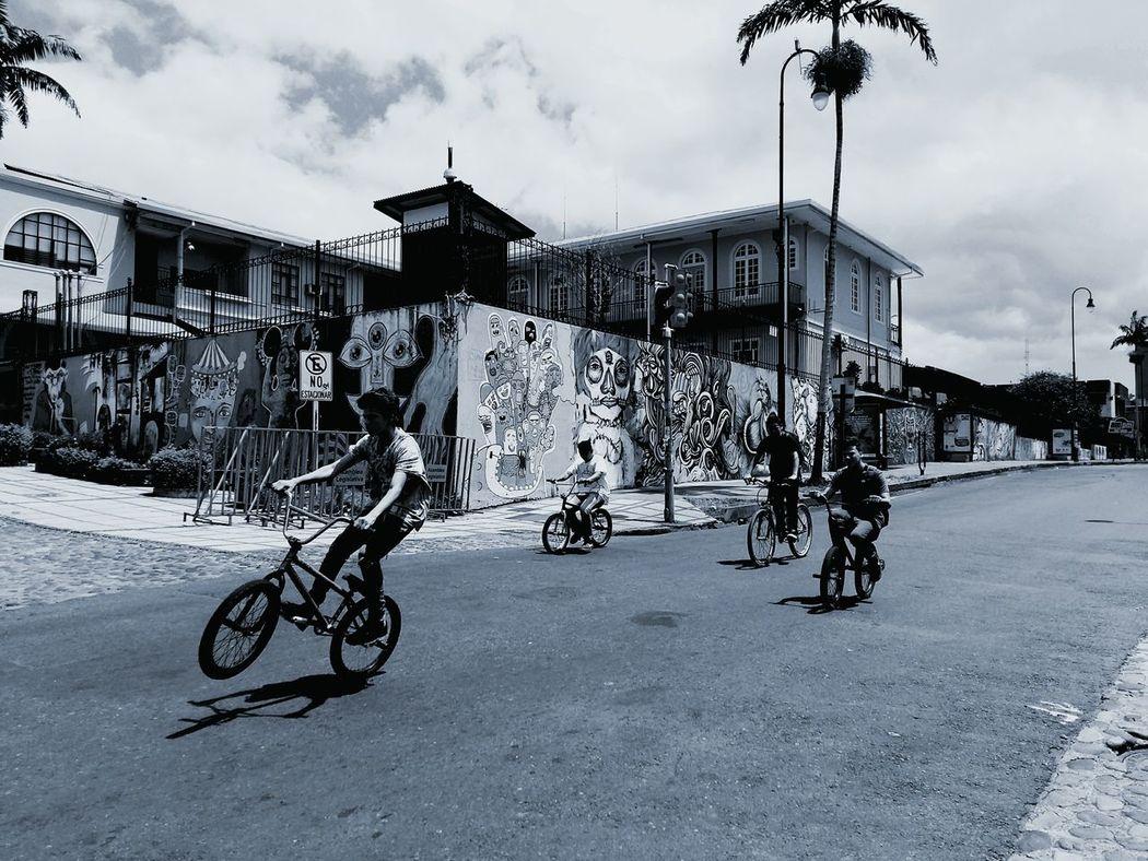 Costa Rica People Streetphotography Centroamerica