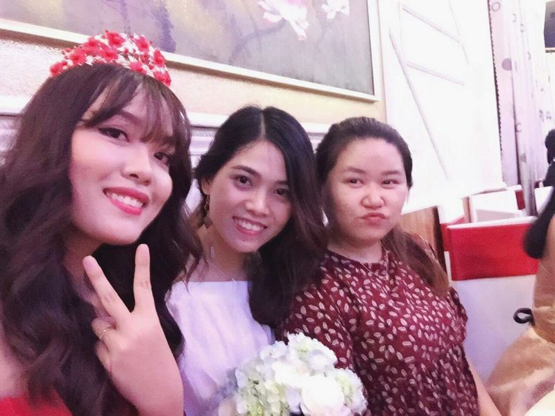 Wedding my friend! Celebration