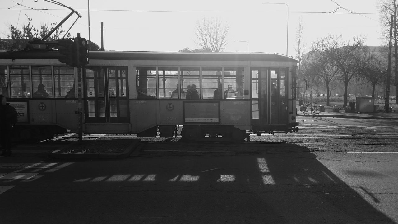 Tram Transportation Day Land Vehicle Classic Elegance