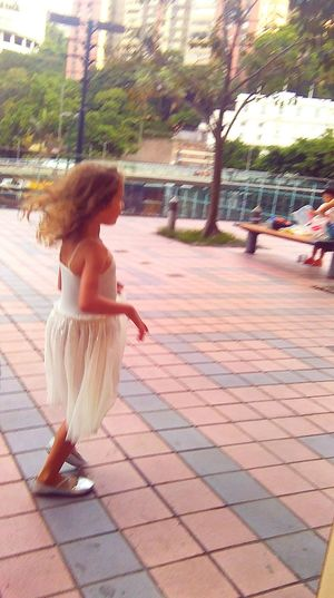 Hello World human Barbie Ballerina anywhere is a dance floor of a child Poetry my own imagination