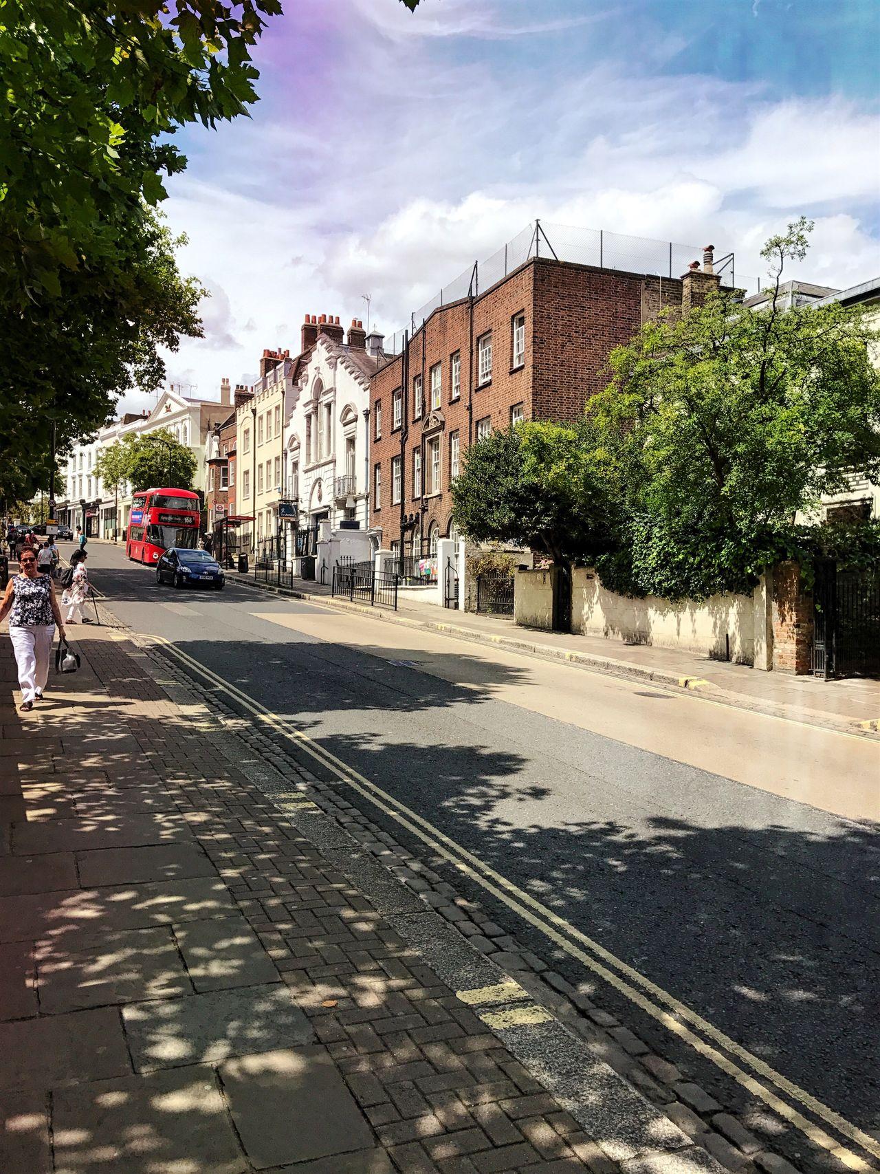 EyeEm LOST IN London Sky Street Transportation Nw3 Hampstead Heath Pond Street Royal Free Hospital