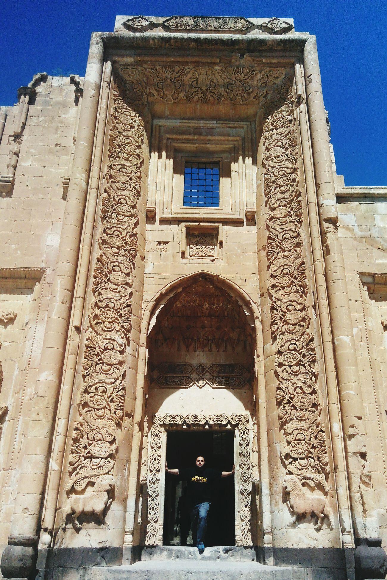 İshak Paşa Sarayı Ishak Pasha Palace Ağrı Doğubeyazıt Ararat Mountain Ararat