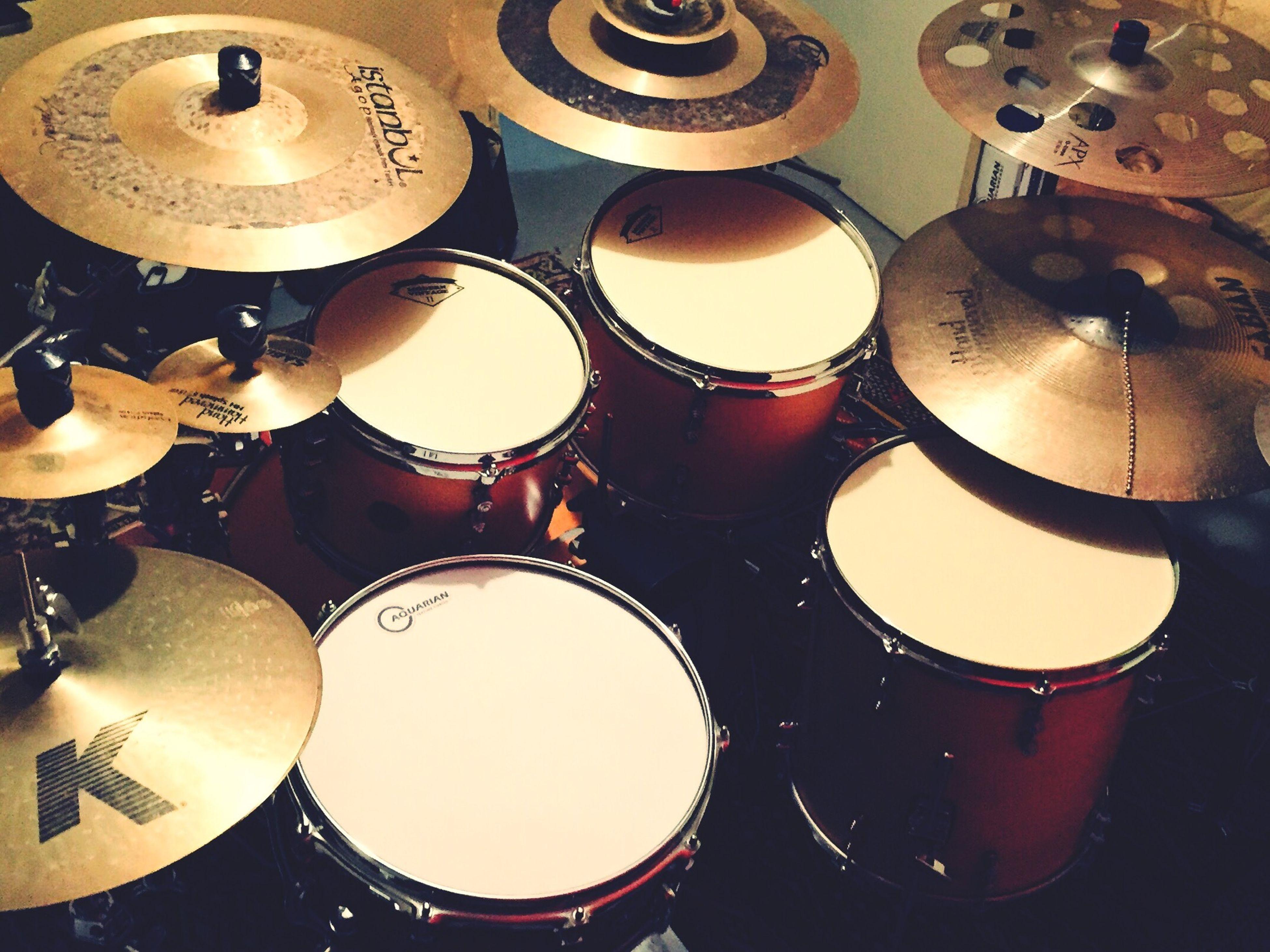 Drum Cymbals Jazz Jazz Rock