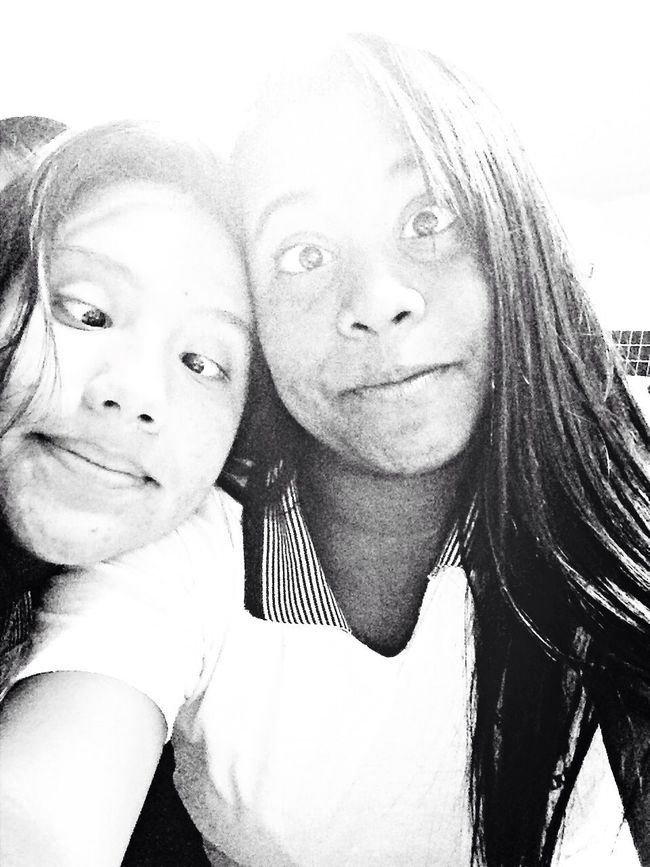 Crazy crazy crazyyy Black And White Crazy Happiness Friends