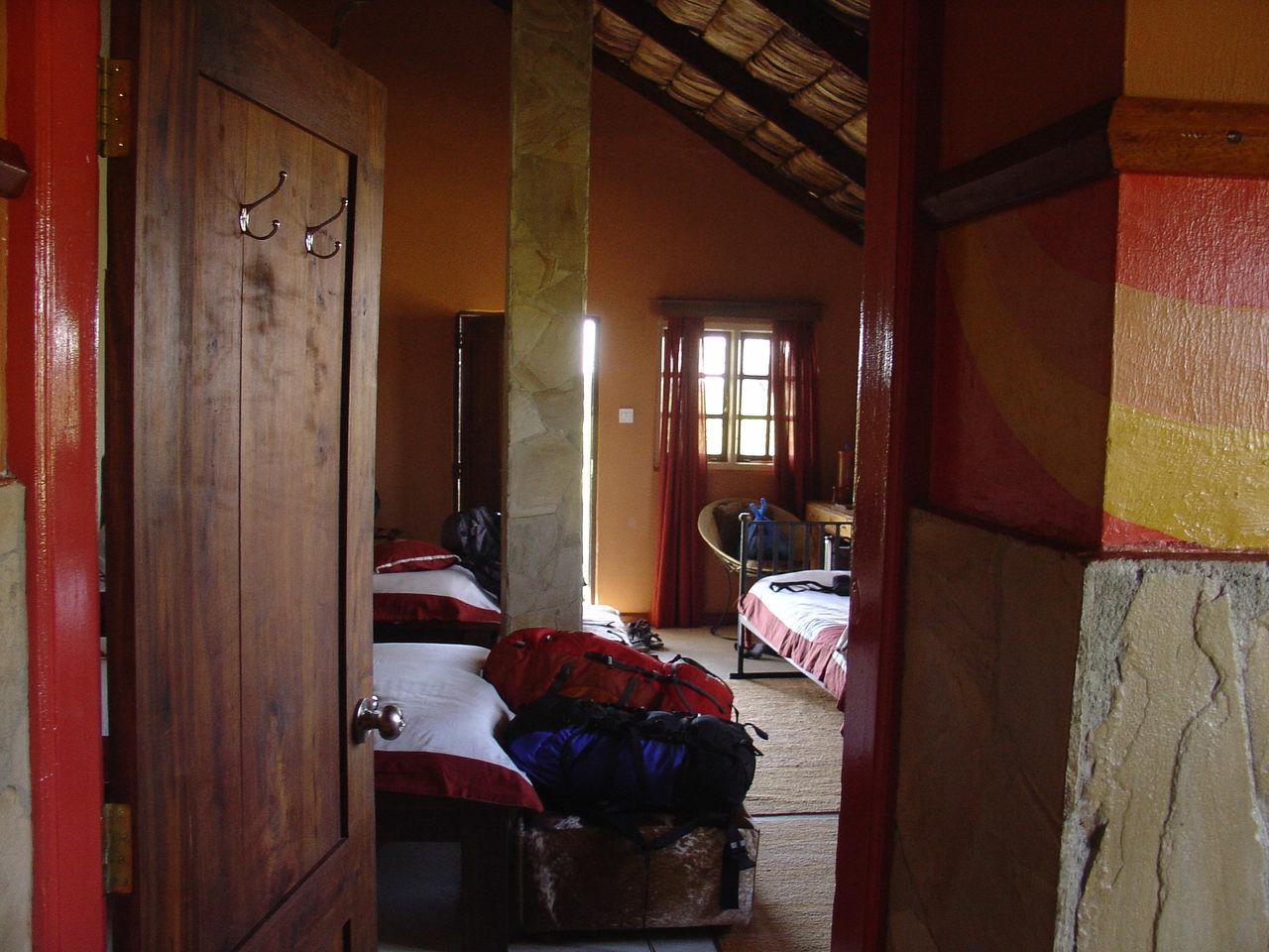 Beautiful stock photos of hotel, Bed, Built Structure, Day, Door