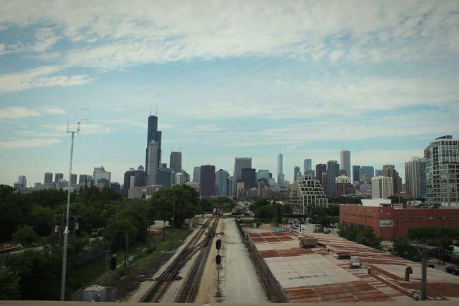 ChiTown Hello World Train Station Love Life Travel Coolshot Canon Rebel3ti Views Chicago