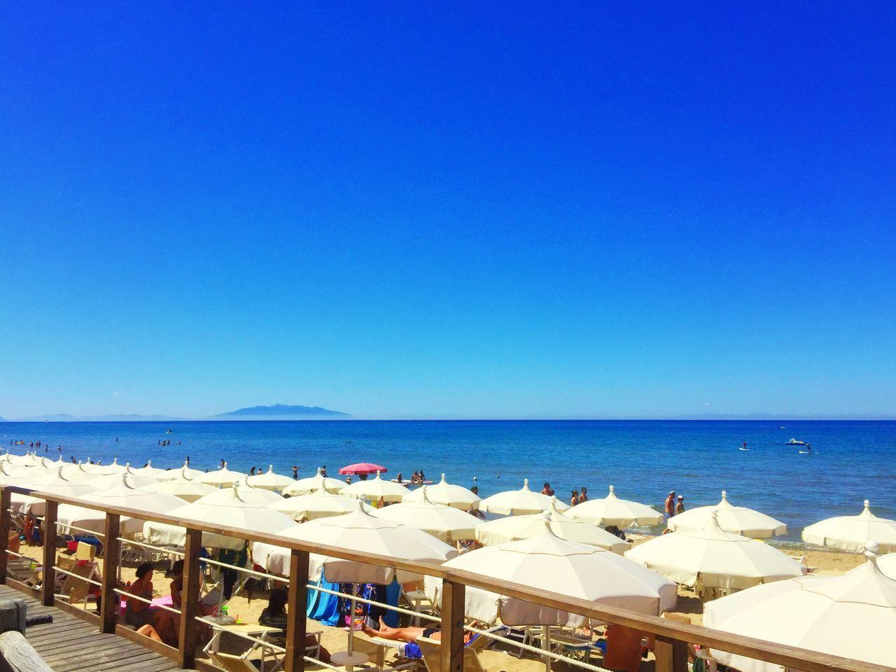 Live For The Story Sea Beach Shore Horizon Over Water Sand Blue Summer Vacations Lido Italian Riviera Summertime Summer Views Endlesssummer