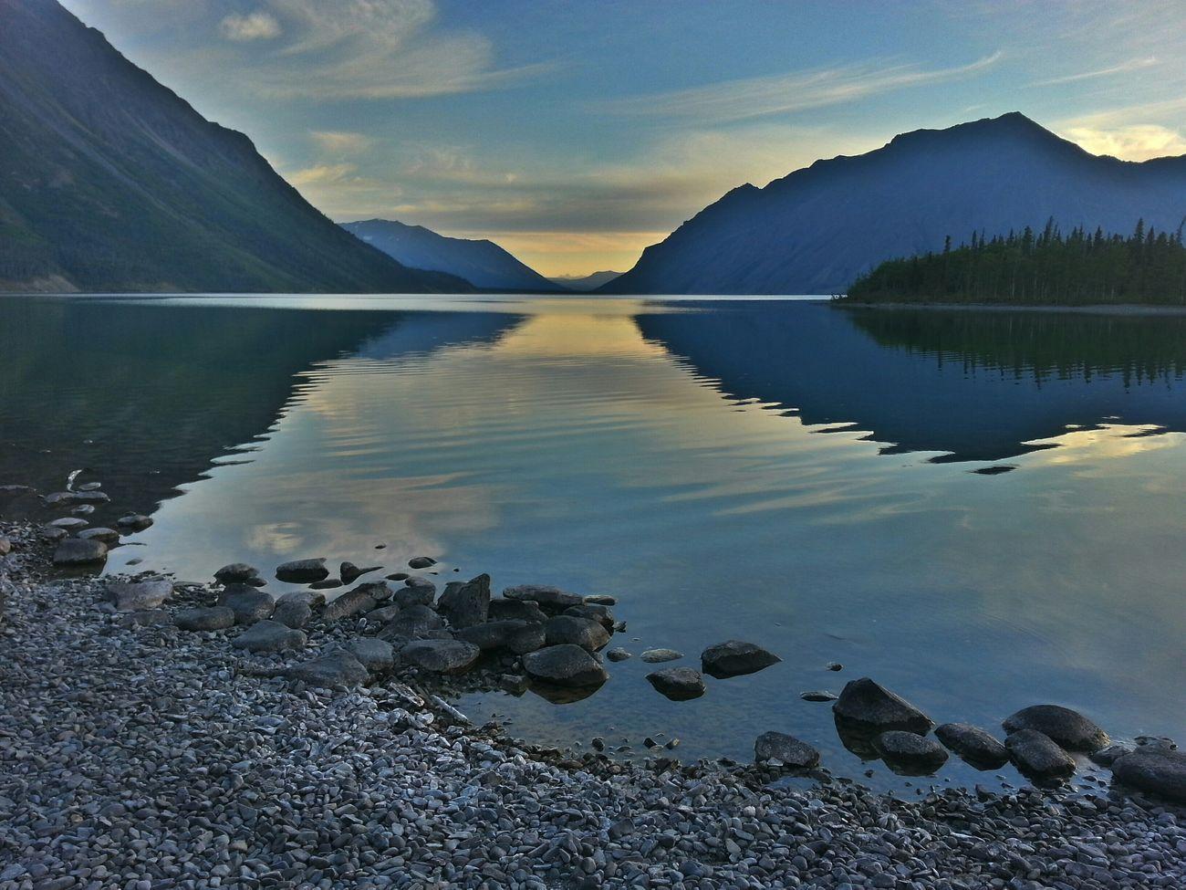 Hdr_Collection Samsung Galaxy S III Canada Coast To Coast Yukon Kluane National Park & Reserve Vacation
