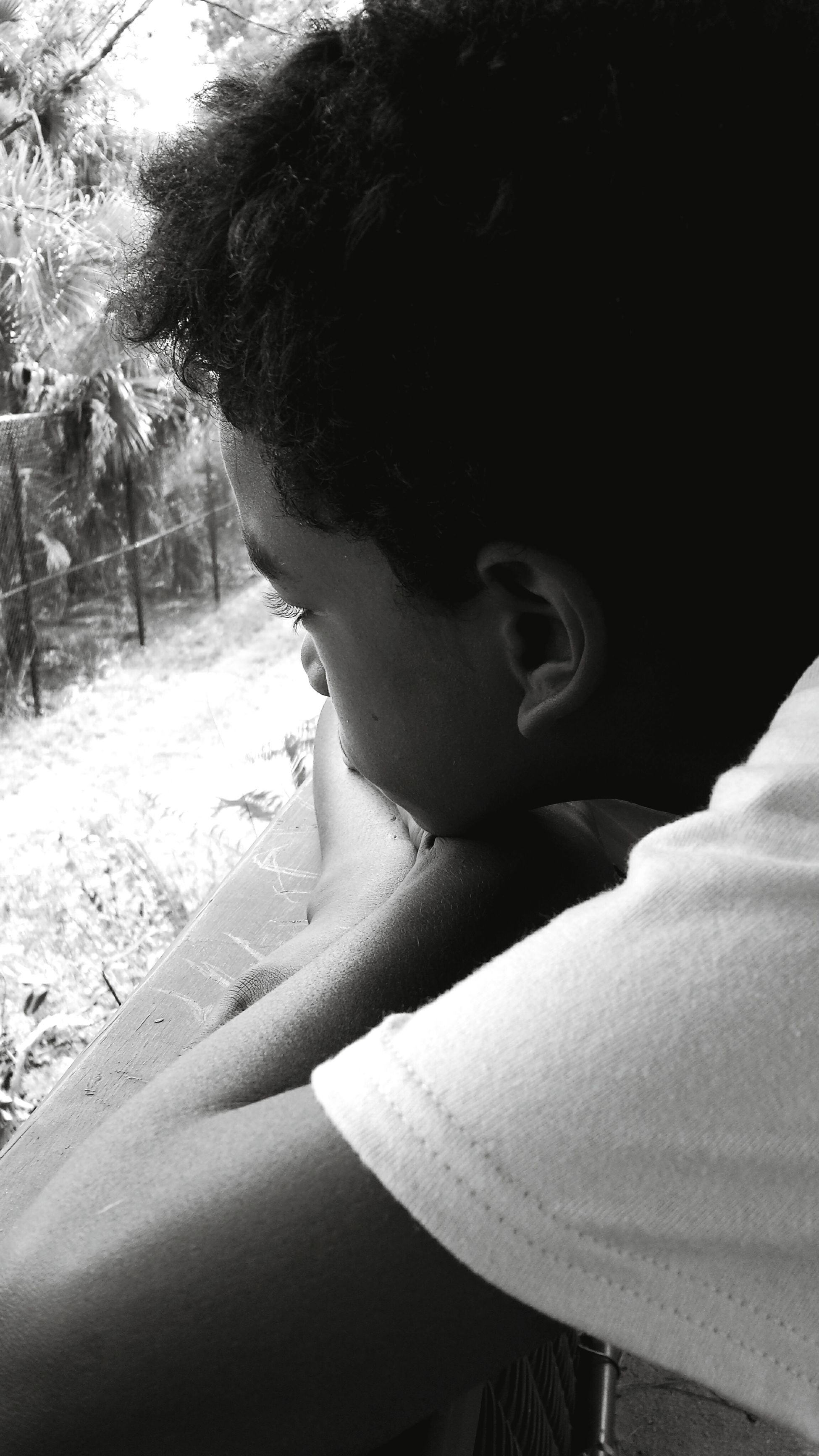 My Son :) Nature Photography Pondering Nature