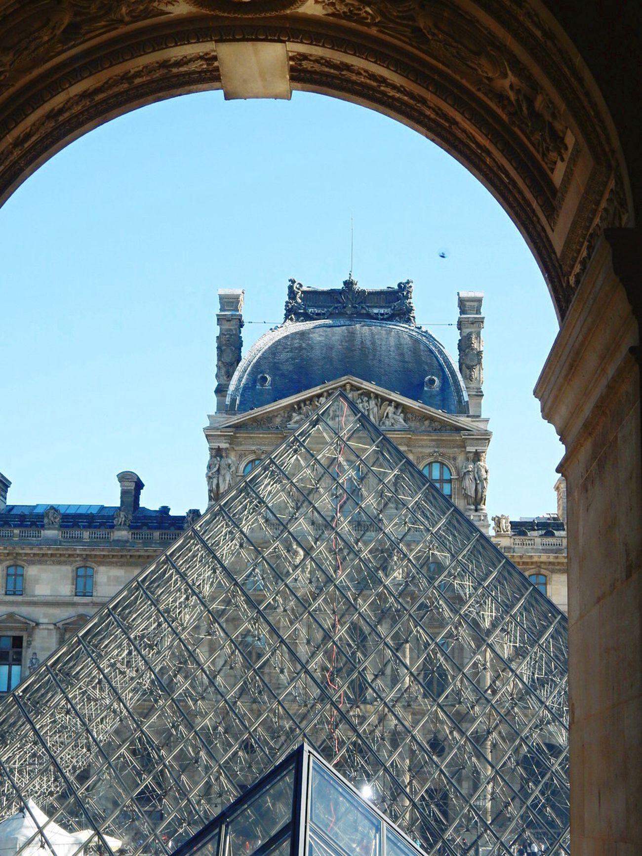 Paris Musse Du Louvre