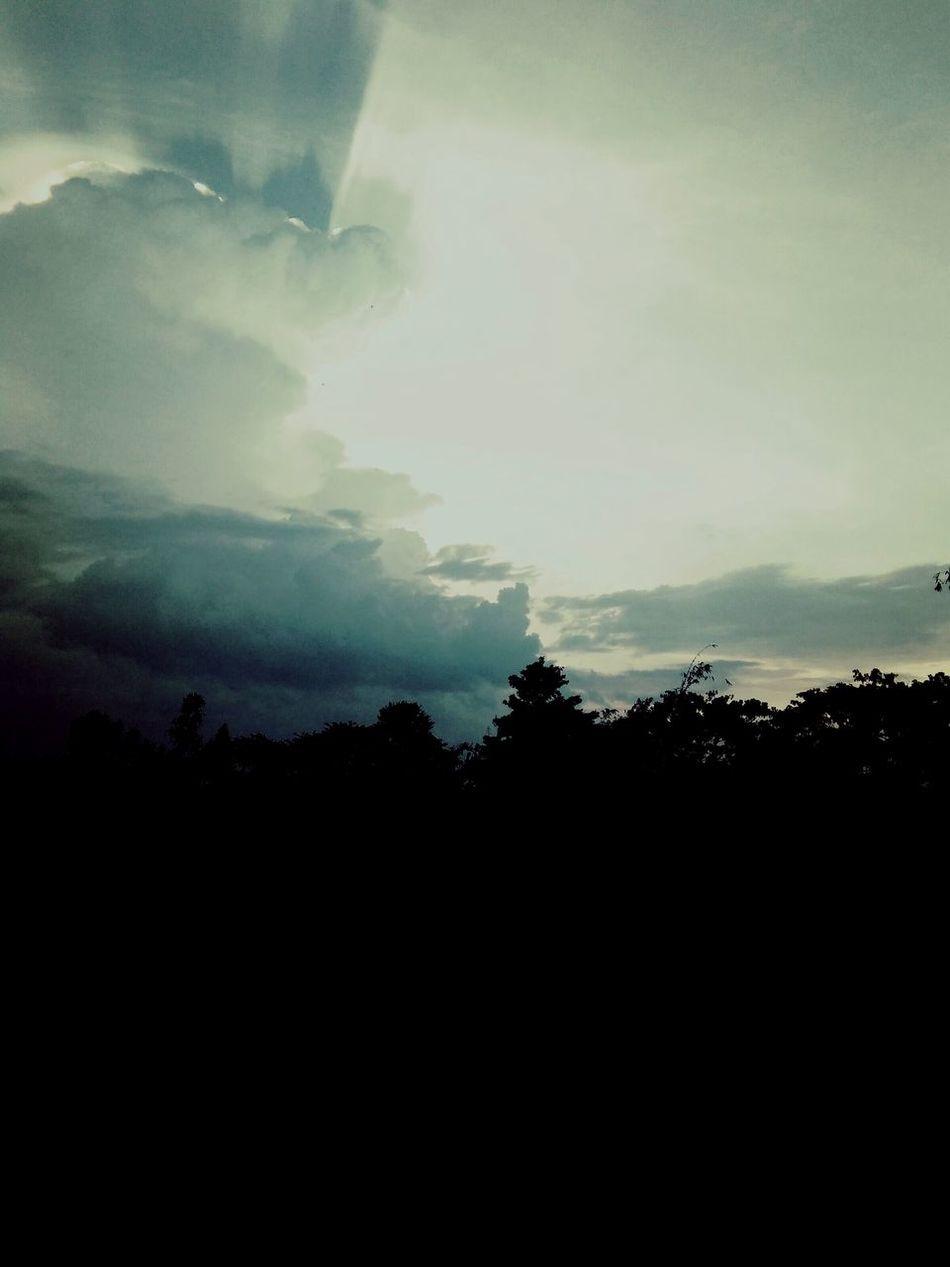 Sky :)) First Eyeem Photo
