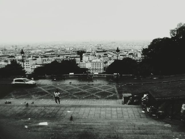 Hanging Out Taking Photos Check This Out Destroyed Morning Cityscape City Life Paris
