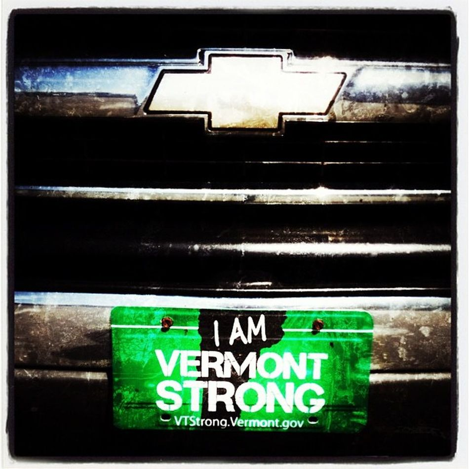 I Am Vermont - Strong! #vt #btv #vermont #802 Iamvermontstrong Lovevt IPhoneography Greenmountainstate Green Love_vermont Proud Pride Vermont SUPPORT Campaign License_plate Vt Btv Insta_america 802 Vt_scene Vermont_scene