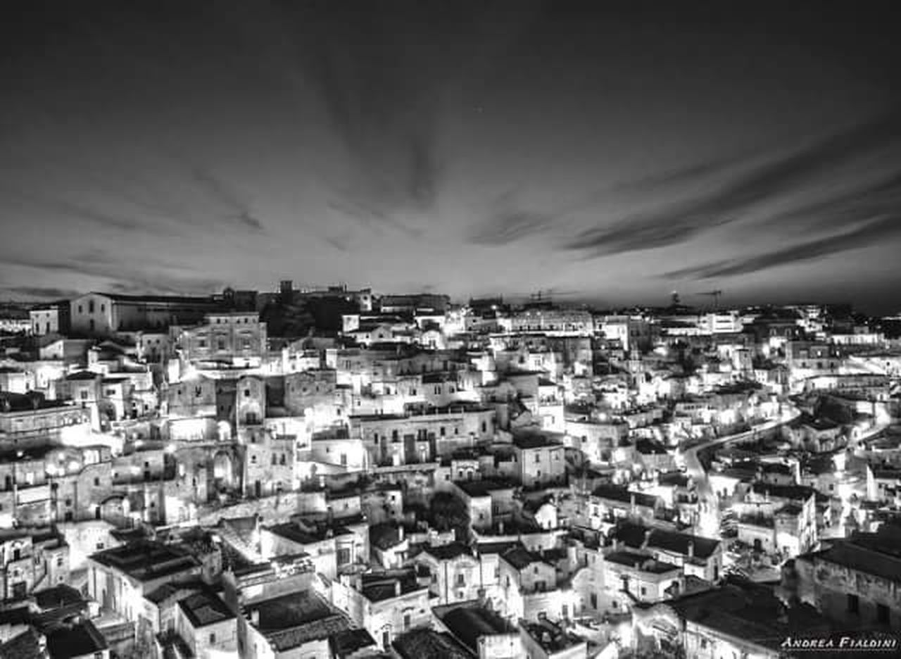 Cityscape City Architecture House Sky Urban Skyline Community Built Structure Italy Tranquility Italy❤️ Landscape Tranquil Scene Scenics Sculture Streetphotography Matera - Capitale Della Cultura Matera, Italy Matera Street Photography Matera View Day Cityscape No People History Architecture