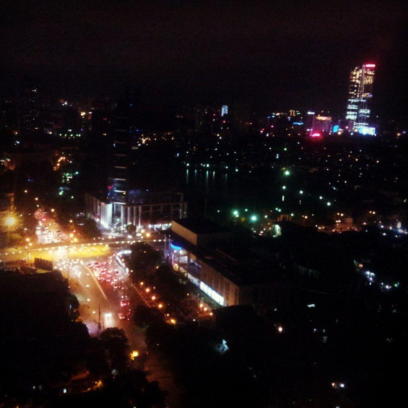 Hanoinight Skyscraper Roof Imaliveagain