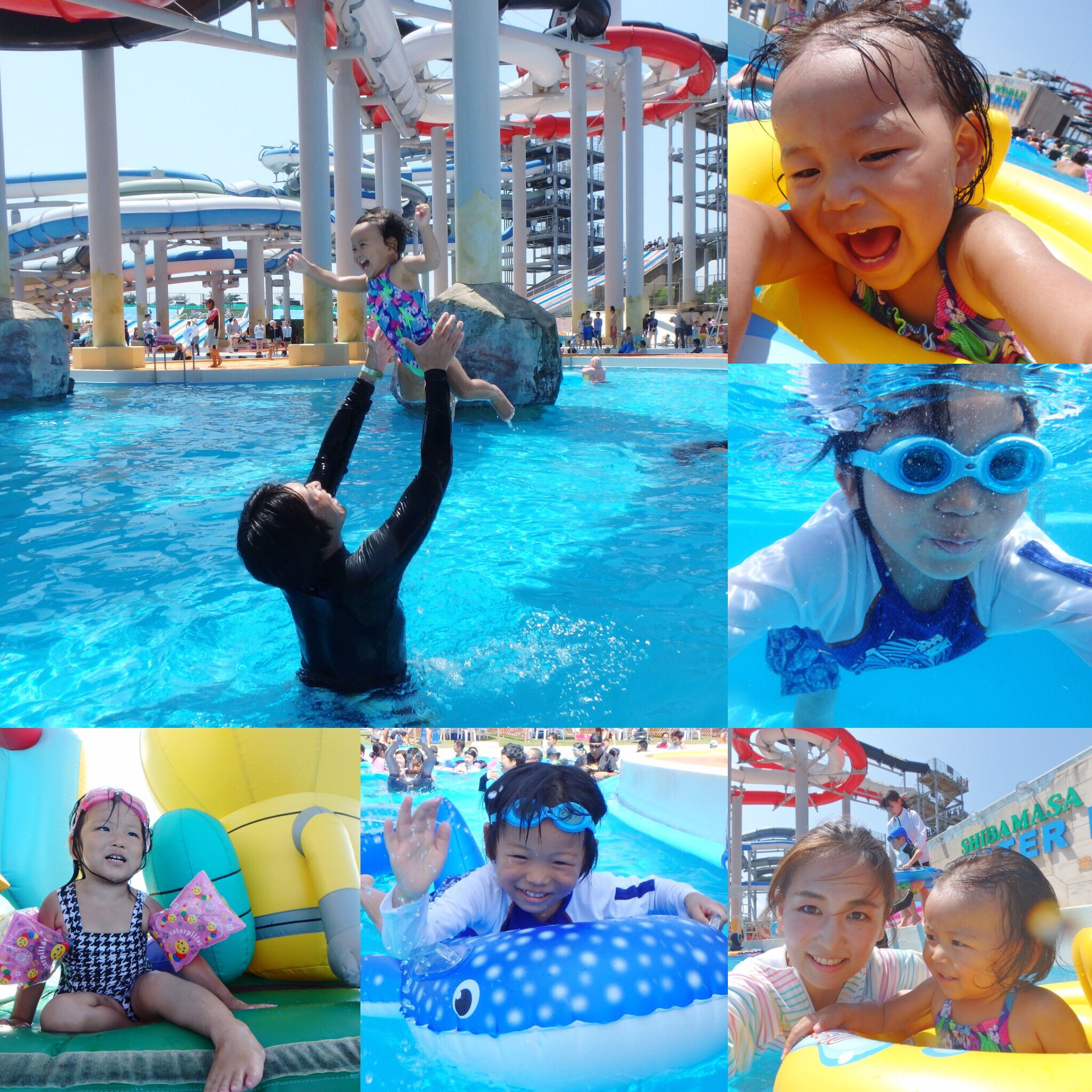 water, childhood, leisure activity, casual clothing, friendship, blue, fun, person, innocence, vacations