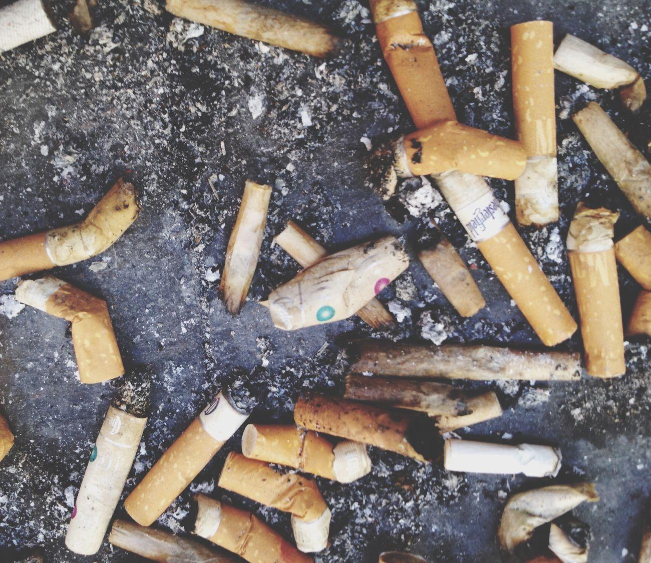 Objects_ Photo Cigaretta