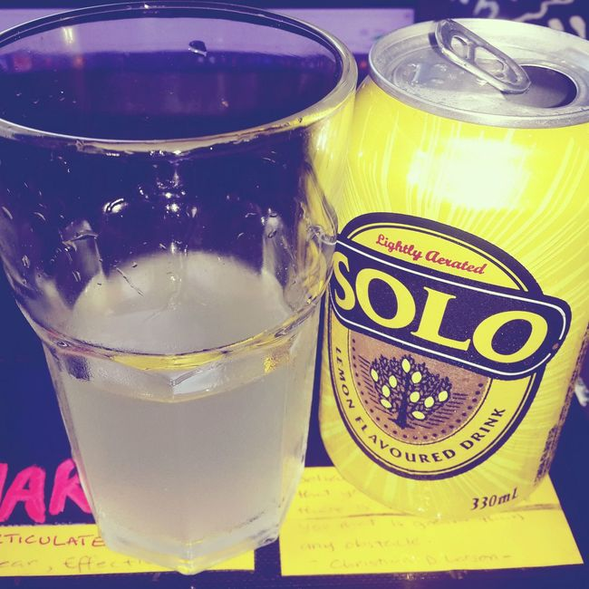 SoLo is bae ❤❤ Drink Up Relaxing Taking Photos fav drink 😊 Hello World Enjoying Life Love It Open Edit