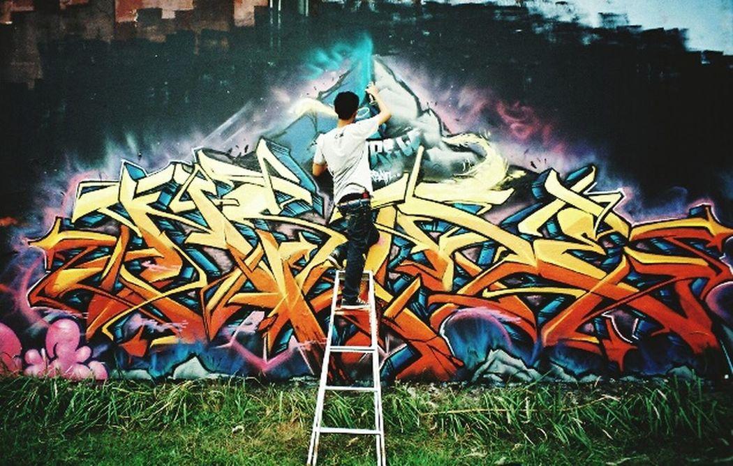 ArtWork Beautiful Graffiti Art графити Граффити Graffitiart