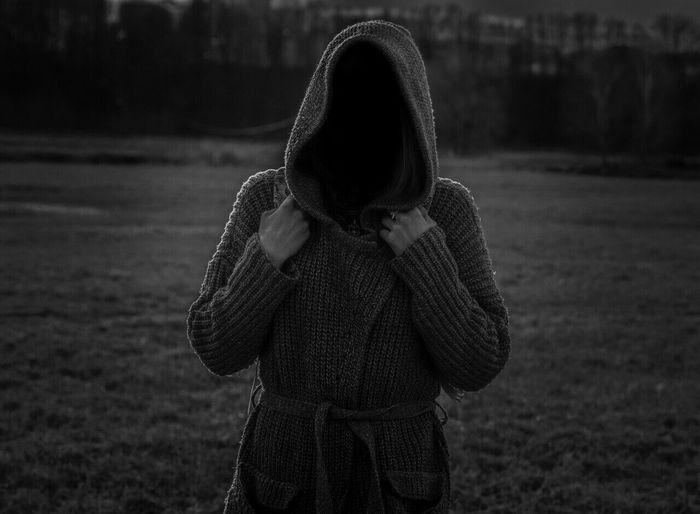 Darkness human