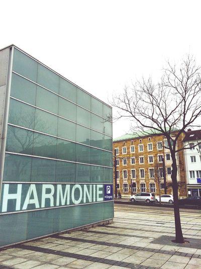 Harmonie. Harmonie Heilbronn Streetphotography Street Photography Street Modern Architecture Building Taking Photos Photography