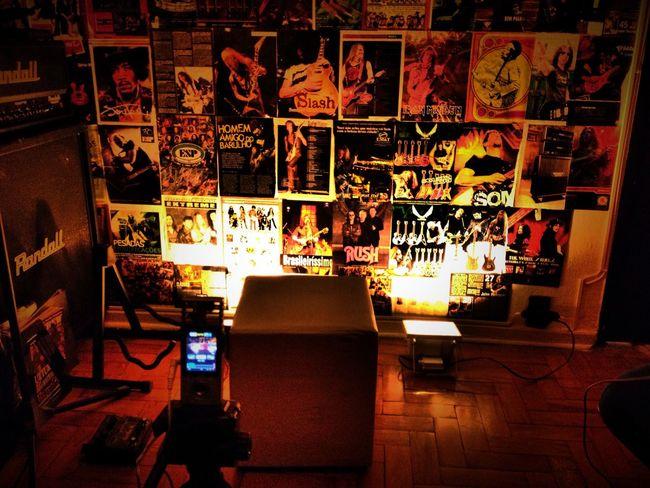 Studio Guitar Player Fix Luthieria Attilio Negri Brasil Comingsoon Recording