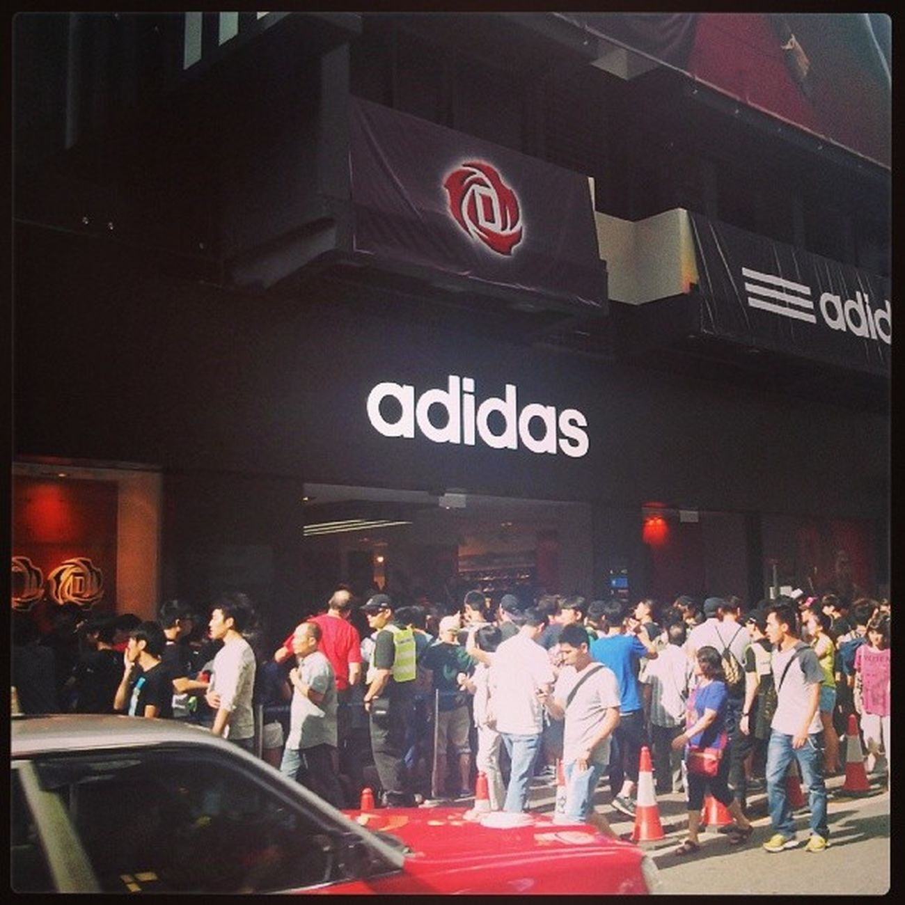 Derrick Rose is coming to town! DerrickRose Adidas