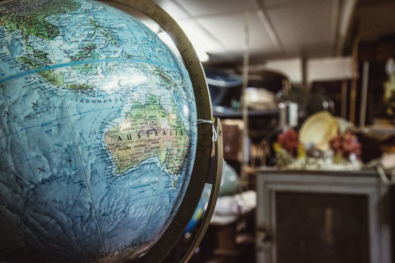 Beautiful stock photos of globe of earth,  Close-Up,  Communication,  Direction,  Focus On Foreground