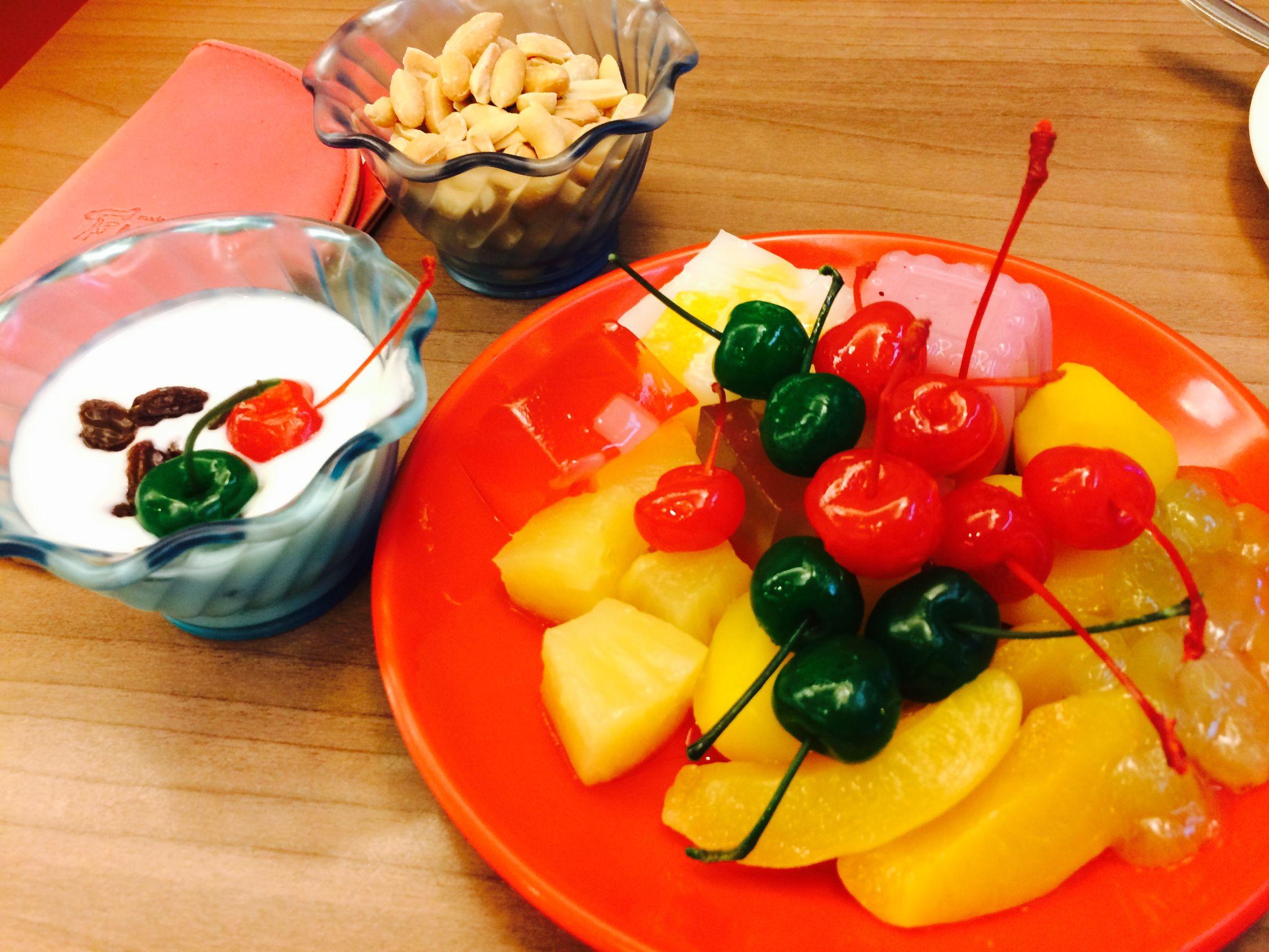 Saladbar Mrpizza Fruits Yogurt Foodporn